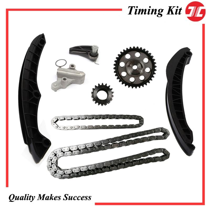 TCK1103-JC Distributieketting Kit voor Auto VOLKSWAGEN EA111 (1.4L 1.6L)/SKODA OCTAVIA (1Z3) 1.6/GOLF 1.4/PASSAT (3C2) 1.6 Motor Onderdelen