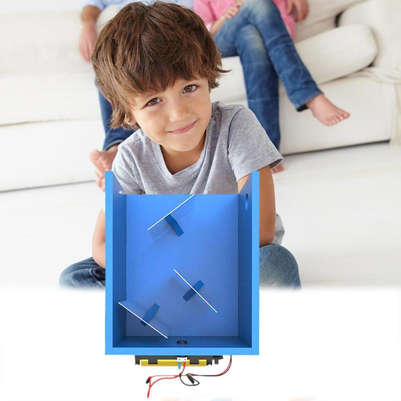 Kids Science Light Reflex Experiment Invention Equipment DIY Handmade Puzzle Toy Cultivate Hands-on And Thinking Skills