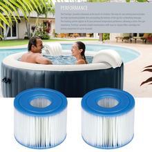 Intex PureSpa Тип S1 плавательный бассейн фильтры картридж для 29001E PureSpa плавательный бассейн фильтры 20P