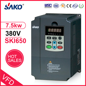 Image 1 - Inversor fotovoltaico sako vfd 380v 7.5kw, controlador de energia solar para uso de bomba