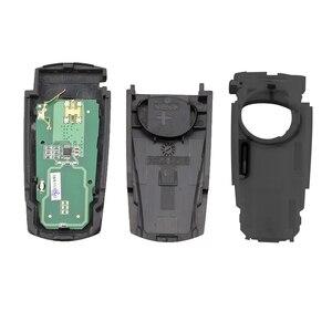 Image 3 - 434MHz 3 أزرار بدون مفتاح تقطيعه الوجه سيارة ذكية مفتاح بعيد فوب مع ID48 رقاقة 3C0959752BA لشركة فولكس فاجن باسات B6 3C B7 Magotan CC