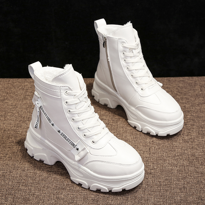Heel Casual Shoes Woman