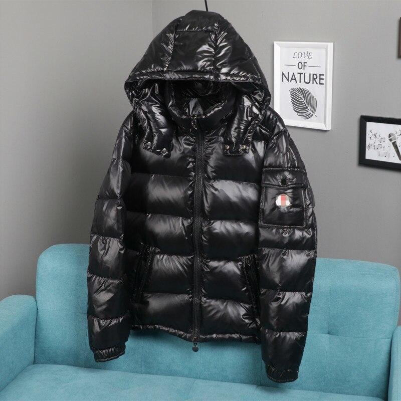 Winter Coat Female Jacket Women Clothes 2020 Korean Women's Down Jacket Vintage Parka White Duck Down Tops Plus Size ZT3962