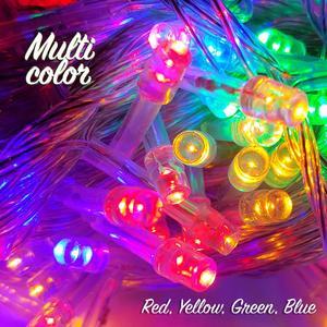 Image 2 - عيد الميلاد إضاءة خارجية لعيد الميلاد Led سلسلة أضواء حفل زفاف ديكور الجنية مصابيح عطلات خفيفة الإضاءة شجرة عيد الميلاد جارلاند