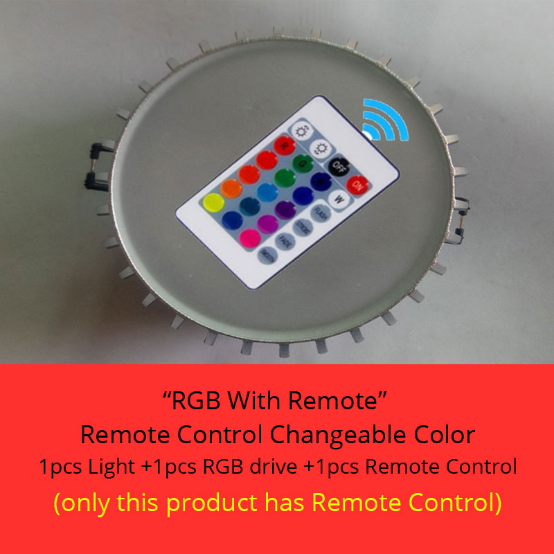 RGB With Remote