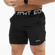 2019 New Men Gyms Fitness Shorts Mens Su