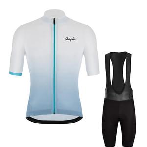 Image 4 - Raphaful 2020 RCC męska odzież rowerowa rower Roupas Ropa Ciclismo Hombre MTB Maillot rowerowa letnia droga odzież rowerowa Triathlon