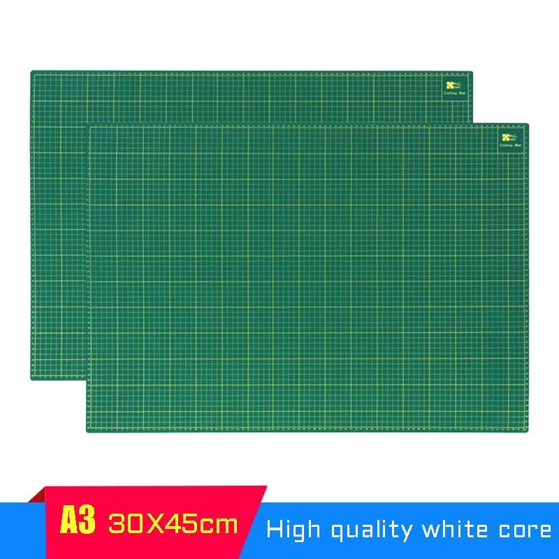 A3 Cutting Pad Pvc Cutting Patchwork Pad Diy Manual Pad Self-healing Knife Opener Cutting Board Cutting Board Cutting Board