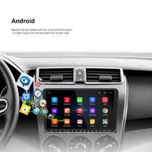 Image 4 - Podofo 2 + 32Gb/1 + 16Gb Auto Radio Stereo 9 Multimedia Speler Autoradio Spiegel Link voor Vw Passat Golf MK5 MK6 Jetta Touran Seat