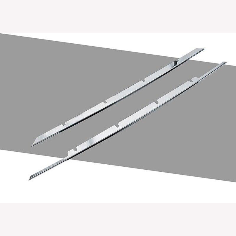 Передняя панель для Volvo XC90 15 19, декоративная панель из нержавеющей стали, модифицированные детали XC90