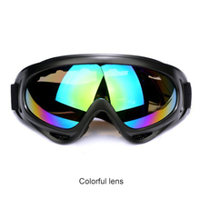 Snowboard Dustproof Sunglasses Motorcycle Ski Goggles Lens Frame Glasses Paintba