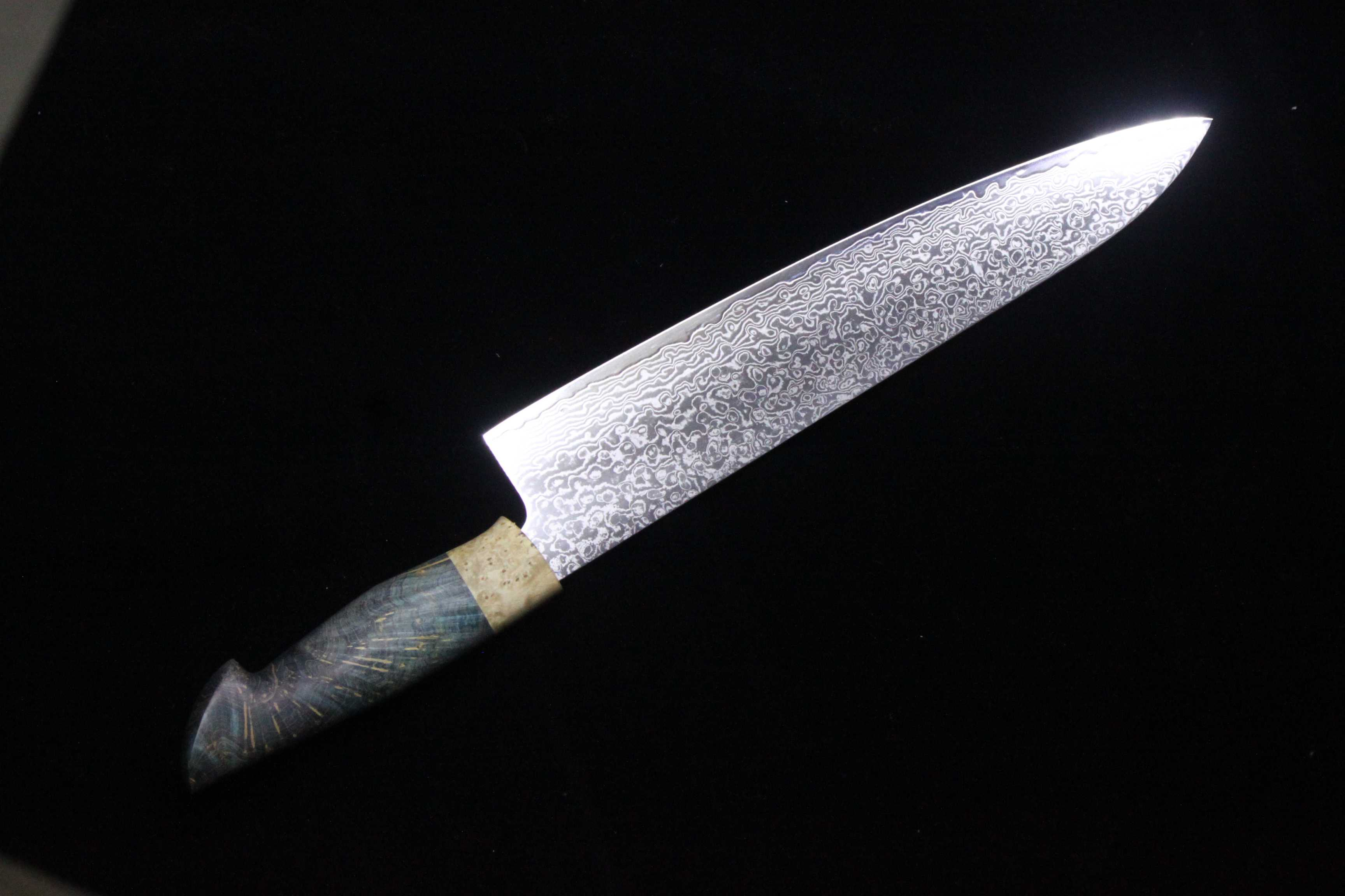 VG10 дамасский стальной нож шеф-повара с деревянной ручкой, нож Gyuto из нержавеющей стали, кухонные ножи, кухонная утварь с оболочкой