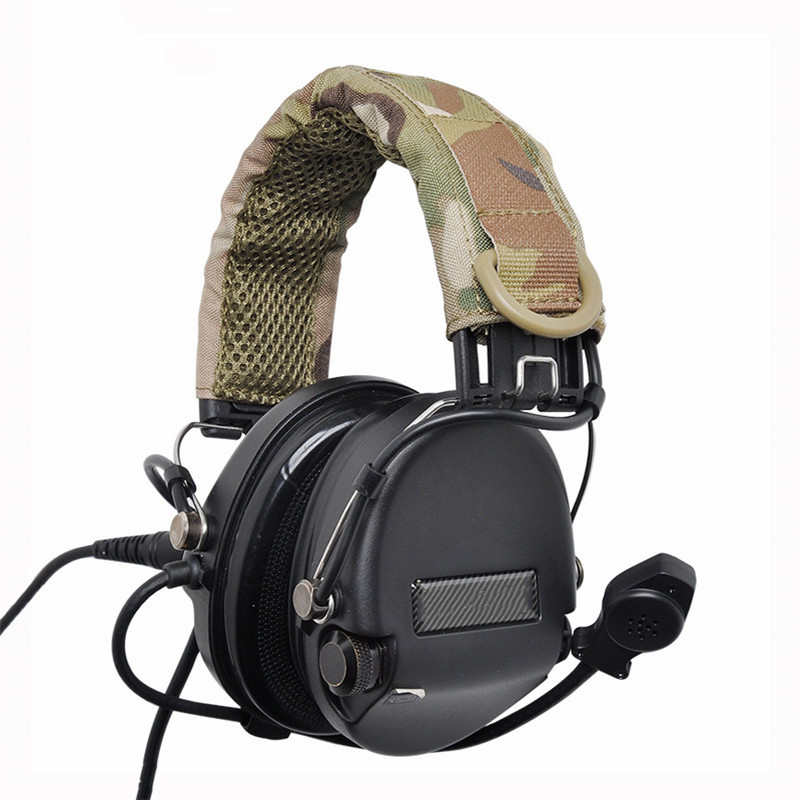 EARMOR Tactical Headphone Cover Headsets Accessories Multicam for Tactical Headsets Accessories Upgrade Free Shipping