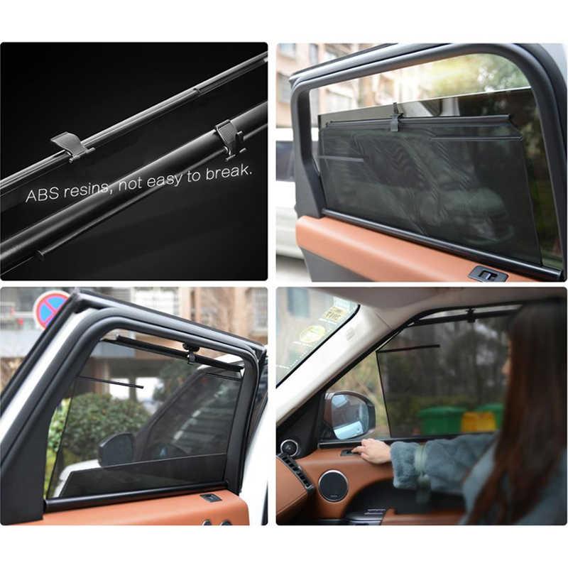 Audi A4 B8 4 door 2008-2015 CAR SHADES UK TAILORED UV SIDE WINDOW SUN BLINDS