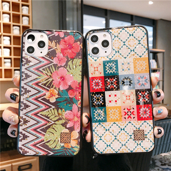 Chic Marble Gold Foil Phone Cases for iPhone 11 Pro Max XS XR X 8 7 Plus 6 6s Case Glitter Soft Silicone Cover for iPhone XS Max 2
