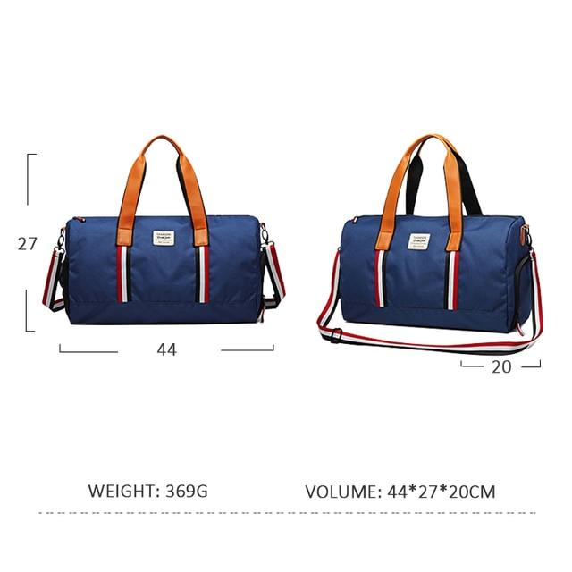 Gym Sports Bag  4