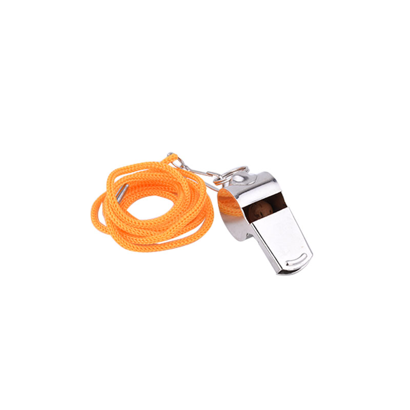 Metal Whistle Sport Referee Rugby Training School Party Soccer Football Basketball Volleyball Cheerleaders Stainless Steel