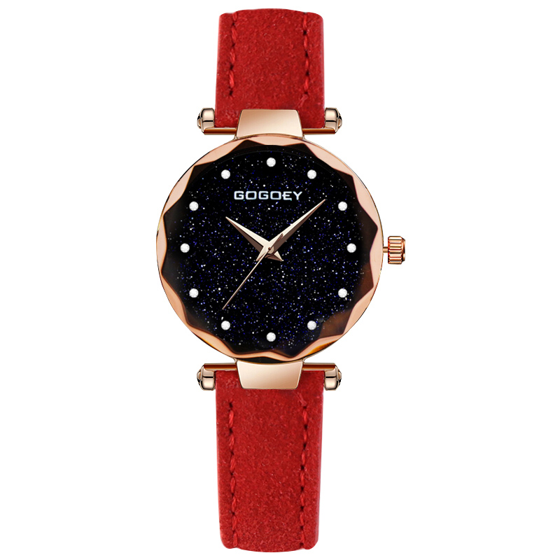 Relogio Feminino Luxo 2019 Ladies Watch With Crystals Clocks Women Luxury Quartz With Leather Mickey Mouse Kad N Saatleri New