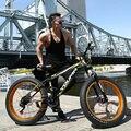 Супер широкий внедорожный пляжный велосипед  большие шины для езды на мотоцикле  скоростной горный велосипед для мужчин и женщин  студентов...