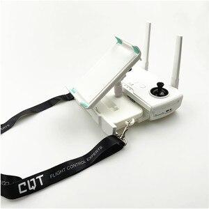 Image 3 - Afstandsbediening Accessoires Pad Mobiele Telefoon houder Tablte stander Onderdelen Voor Hubsan H117S Zino Drone Accessoires