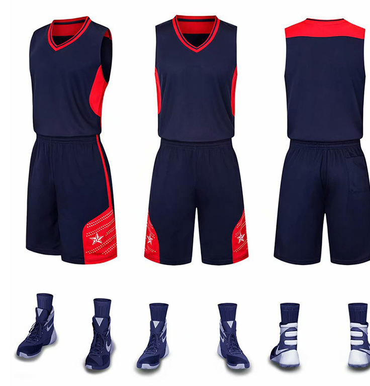 de Basquete Jersey & shorts de Basquete
