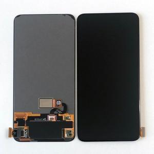 "Image 2 - 6.39 ""orijinal Amoled M & Sen Huawei onur sihirli için 2 LCD ekran ekran ile parmak izi + dokunmatik Panel digitizer onur sihirli 2"