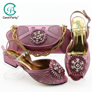 Hot Selling African Shoes And