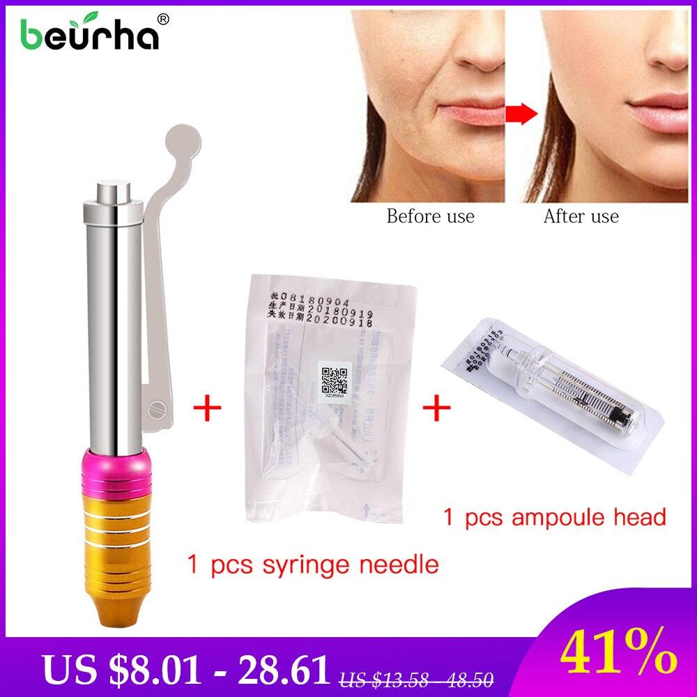 Pen-Kit Hyaluron-Pen Lifting Injection-Pen Anti-Wrinkle Massage-Atomizer