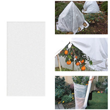 40 # tkanina ogrodowa osłona roślin zewnętrzna ochrona przed mrozem koc pływający rząd pokrywa ogrodowa siatka anty-ptasia tanie tanio CN (pochodzenie) Milk shreds