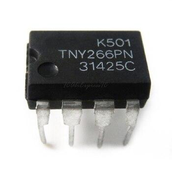 10pcs/lot TNY266PN TNY266P DIP-7 DIP New original In Stock - discount item  1% OFF Active Components