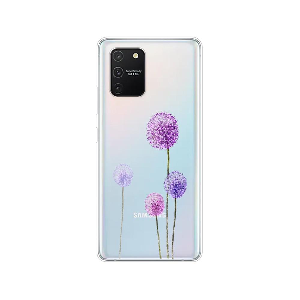 For Samsung Galaxy S10 Lite Case Silicon TPU Cover Phone Case For Samsung S10 Lite S 10 Lite SM-G770F Case