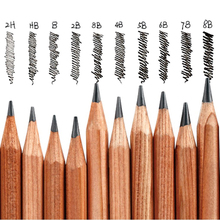 29 pcs Sketch set pencil storage full set of adult sketch painting tool set beginner sketch drawing art supplies