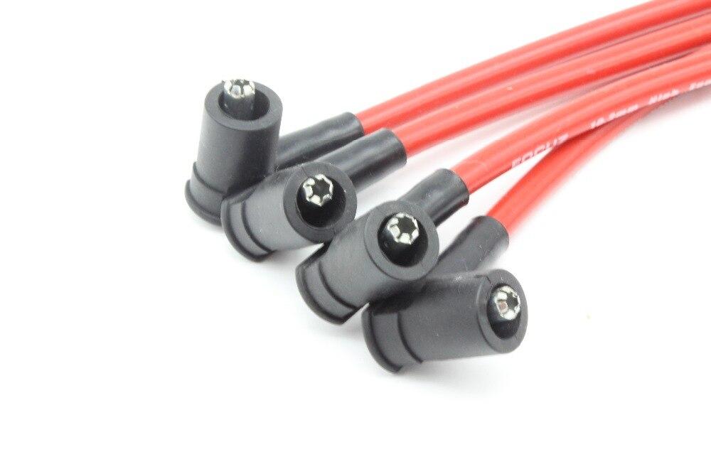 Kit de cabos de ignição