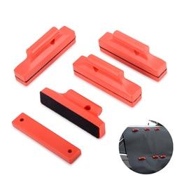 EHDIS 4PCS Vinyl Film Car Wrap Magnetic Holder Automobiles Strong Gripper Magnet Holder Window Foils Tint Sticker Styling Tools