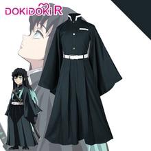 DokiDoki-R, аниме, убийца демона: Kimetsu no Yaiba, косплей, Tokitou Muichirou, косплей, Kimetsu no Yaiba, костюм для мужчин