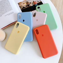 Original Official Silicone Phone Case For Apple iPh