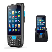 Rugline Handheld Android Scanner Pos Terminal 2D Barcode PDA Rugged Scanner 4G WiFi GPS Bluetooth NFC PDA Data Collector