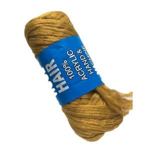 Image 5 - Darmowa wysyłka hurtowa nowa brazylijska wełna włosy afryki przędzy do oplatania 10 piłek/lot 70g/piłka