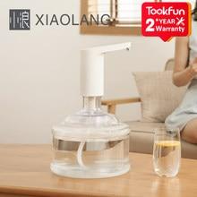 Yeni XiaoLang sterilizasyon su sebili ev ofis otomatik dokunmatik su arıtıcısı elektrikli pompa UVC ultraviyole
