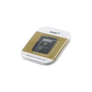 Image 5 - Zaeint szkło hartowane 2 sztuki dla Rode Wireless go mikrofon ochronne szkło hartowane na ekran Film szklany Film dla Rode Wireless Go