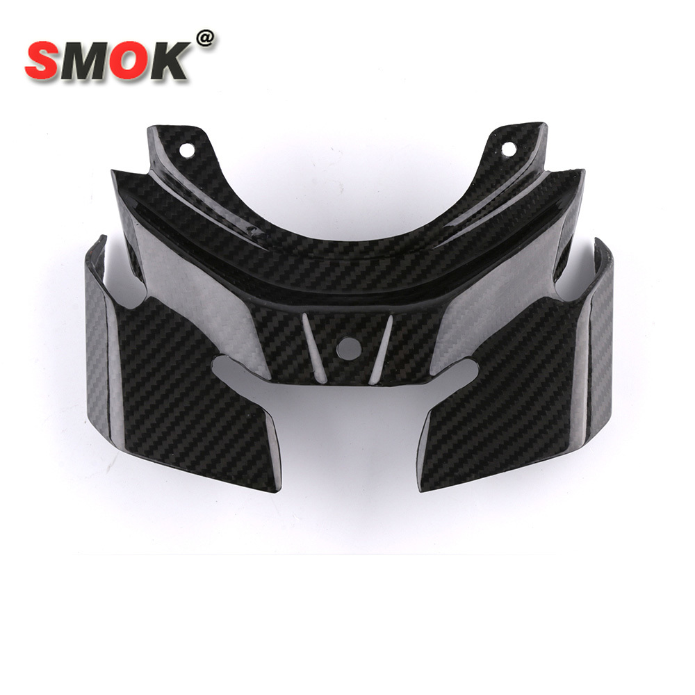 SMOK Carbon Fiber Rear Taillight Guard Cover For <font><b>Yamaha</b></font> MT10 <font><b>MT</b></font> <font><b>10</b></font> <font><b>MT</b></font>-<font><b>10</b></font> 2016 2017 2018 image