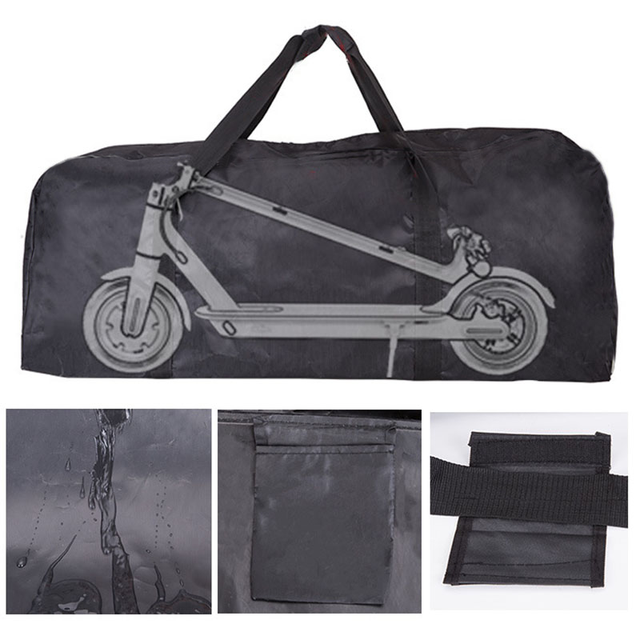 Portable Carrying Bag Accessory For Xiaomi Mijia M365 Electric Scooter Foldable Bike Skateboard 110*45*50cm Rainproof