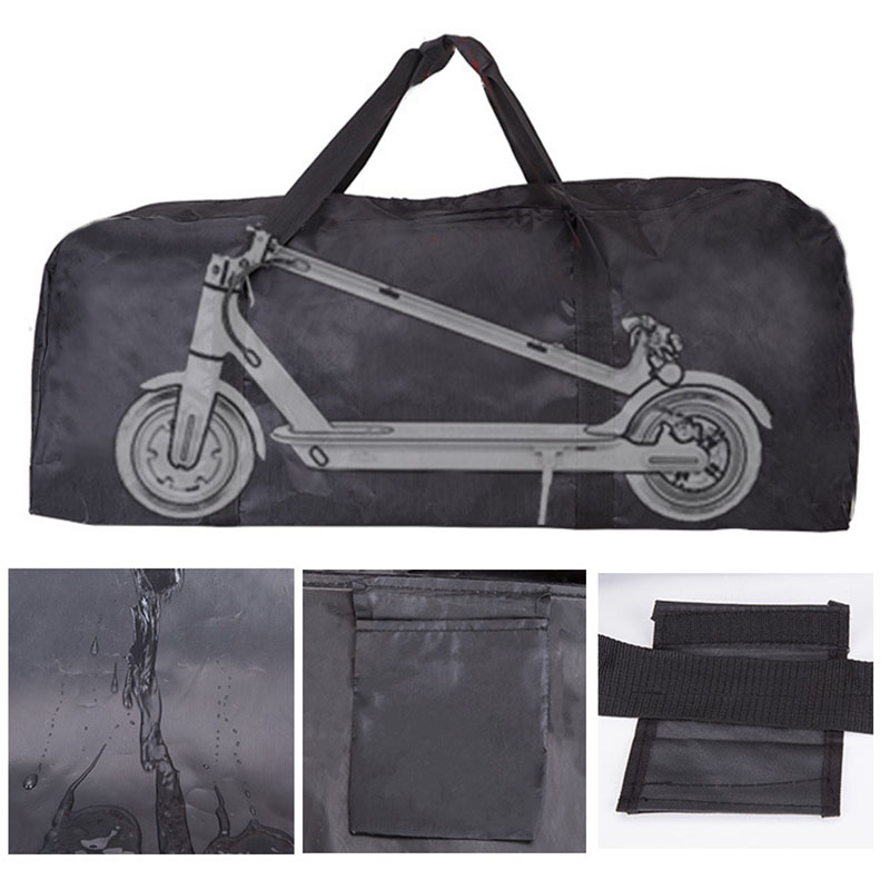 Bolsa de Transporte Acessório para Xiaomi 110*45*50cm à Prova Portátil Mijia Scooter Elétrico Bicicleta Dobrável Skate Chuva M365