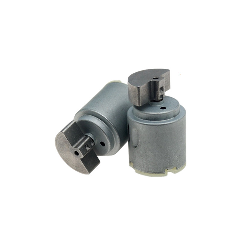1pcs vibration <font><b>motor</b></font> high power strong shaking force miniature DC <font><b>motor</b></font> 1.5-<font><b>4.5V</b></font> massager accessories 3000rpm free shipping image