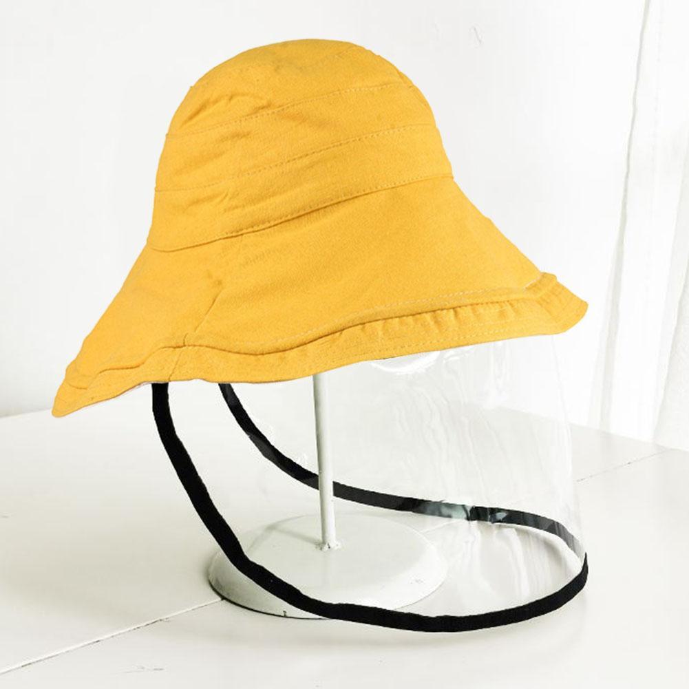 Removível de dupla utilização proteção de chapéu