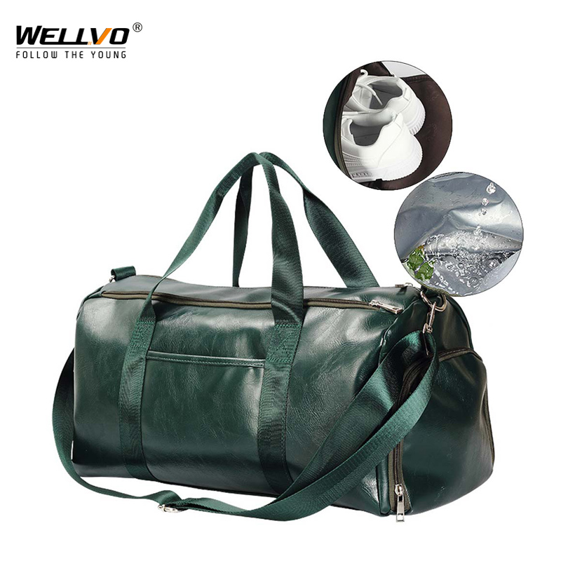 Men Women Fashion Duffle Bag Dry And Wet Male Female Gym Bag Travelling Tote Crossbody Shoulder Bag Luggage Bags Handbag XA776ZC