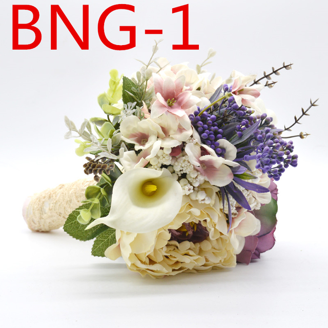 Wedding Bridal Accessoires Holding Bloemen 3303 Bng