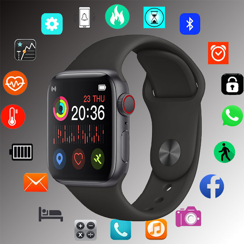 Bluetooth Call Answering Children Electronic Wrist Watch Kids Child Digital Watches Girls Boys Android IOS Digital Fitness Clock