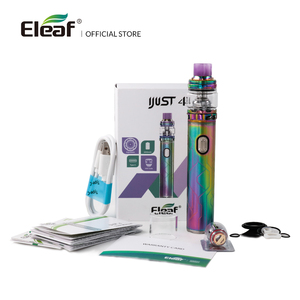 Image 2 - Original Eleaf iJust 3 Pro Kit With 6.5ml Ello Duro Built in 3000mAh Battery Output 75W in HW M/HW T2 Coil E Cigarette