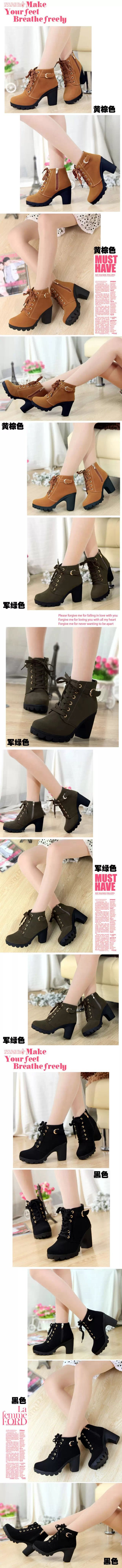 Woman Boots Women Shoes Ladies Thick Fur Ankle Boots Women High Heel Platform Rubber Shoes Snow Boots jmi8 21